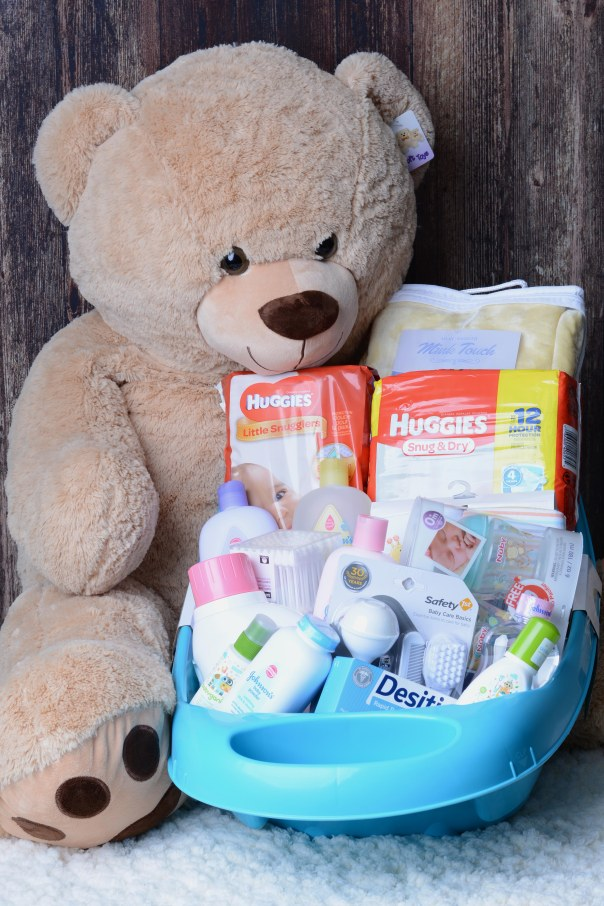 Baby Essentials Give Away